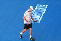 Andy Roddick at 2010 Australian Open